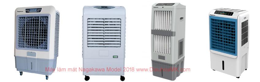 Máy làm mát Nagakawa model 2018